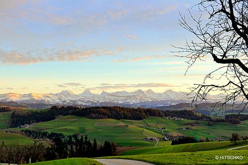 Rüegsau - Almisberg