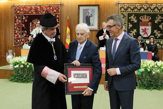 Acto Académico Conmemorativo del 40 Aniversario de la Universidad de León 23