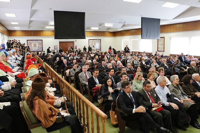 Acto Académico Conmemorativo del 40 Aniversario de la Universidad de León 19