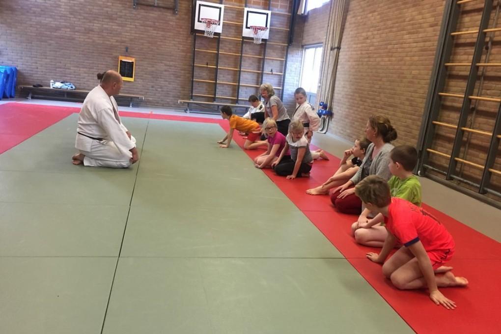 170126 Special Heroes Judo