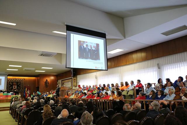 Acto Académico Conmemorativo del 40 Aniversario de la Universidad de León 2