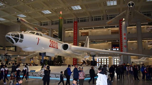Xian H-6A China Air Force serial 20210