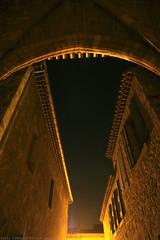 FR11 3460 L'abbaye Sainte-Marie. Lagrasse, Aude, Languedoc