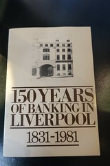 150 years of Banking in Liverpool 1831-1981