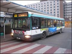 Renault Agora S – RATP (Régie Autonome des Transports Parisiens) / STIF (Syndicat des Transports d'Île-de-France) n°2385