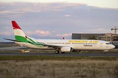VQ-BBB Boeing 737-900(ER) Somon Air FRA 2019-09-28 (27a)