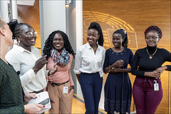 🔴 We are LIVE with Sakharov finalists The Restorers, a group of five students from Kenya who have developed an app helping girls deal with female genital mutilation.