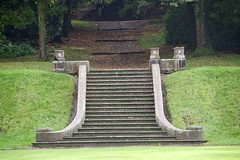 Grand Steps into the Woods