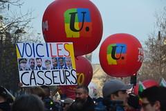 Manifestation du 17 décembre 2019 contre la réforme des retraites