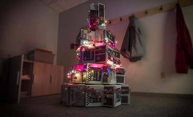 Take-out Box Tree