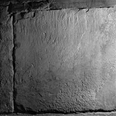 Neolithic writing, Maeshowe, Orkney Islands