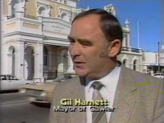 Gil Harnett Mayor 1982