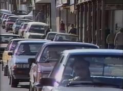 Cars on Murray St 1982