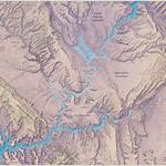 Glen Canyon Map