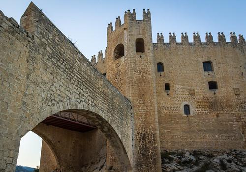 Spain - Almeria - Velez Blanco - Castle