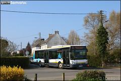 Irisbus Citélis 12 – CTM (Compagnie de transports du Morbihan) (CAT, Compagnie Armoricaine De Transports) (Transdev) / CTRL (Compagnie de Transport de la Région Lorientaise) n°22599 ex RDT 13 / Aix-en-Bus (Aix-en-Provence) n°761