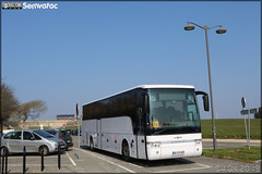 Van Hool T 916 Alicron – Abers - Photo of Locmiquélic