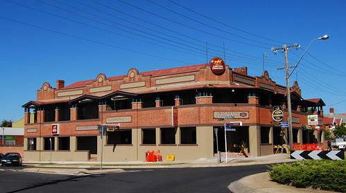 Shanahan's Family Hotel, Bathurst, NSW.