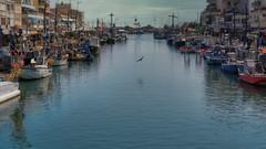 Palavas Canal