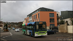 Heuliez Bus GX 127 – Senonais Mobilités (Transdev) n°70534 / Intercom n°20