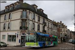 Heuliez Bus GX 337 – Senonais Mobilités (Transdev) / Intercom n°71584