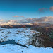 David Burrows Panorama from Harrison Stickle 17/12/19