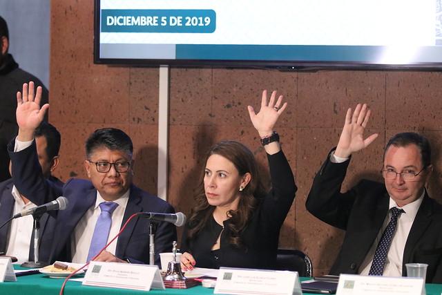 05/12/2019 Comisión de Gobernación