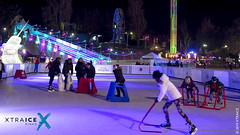 Xtraice rinks in a Canadian theme park