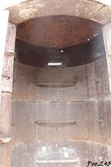 Guerite observatoire à éléments démontables