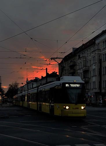Good evening Berlin