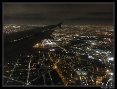 Approche de Paris Orly en A320 - Photo of Vigneux-sur-Seine