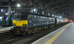 UK Class 92