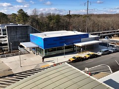 New BWI MARC/Amtrak station