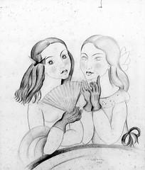 Young Women (1930) - Sarah Affonso (1899-1983)