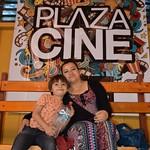 Plaza Cine en Paihuano