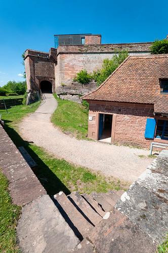 Ravelin (Lichtenberg, France)-105