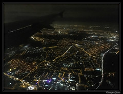 Approche de Paris Orly en A320 - Photo of Chevry-Cossigny