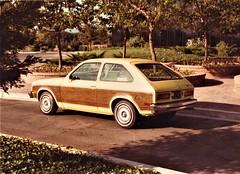 1976 Chevrolet Chevette Woody Two-Door Coupe