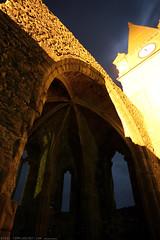 FR11 3471 Les vestiges et le clocher du château. Capendu, Aude