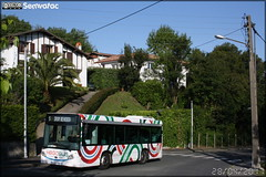 Heuliez Bus GX 127 – Transdev Urbain Pays Basque / Hegobus