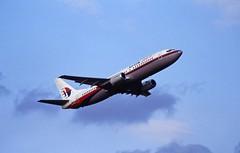 9M-MQL B737-400 Air UK BHX Oct 95