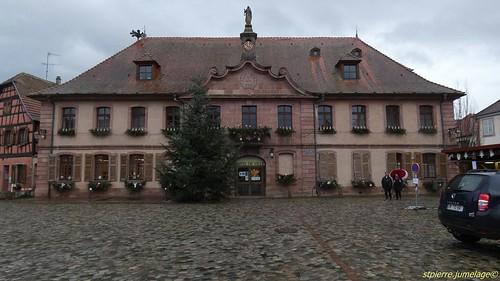 Bergheim (Haut-Rhin, Alsace, France)