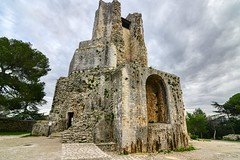 La tour Magne (Great Tower) - Photo of Poulx