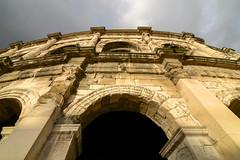 Arènes de Nîmes (Arena of Nîmes) - Photo of Marguerittes