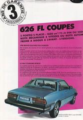 Mazda 626 FL Coupé (c.1982)