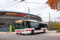 TCL / Iveco Urbanway 12 n°2419
