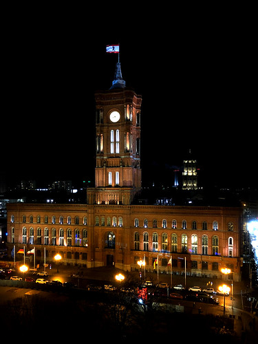 The Berlin Red City Hall