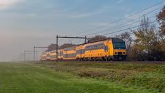 Eefde NSR DDZ-4 7544 IC 3622 Zwolle