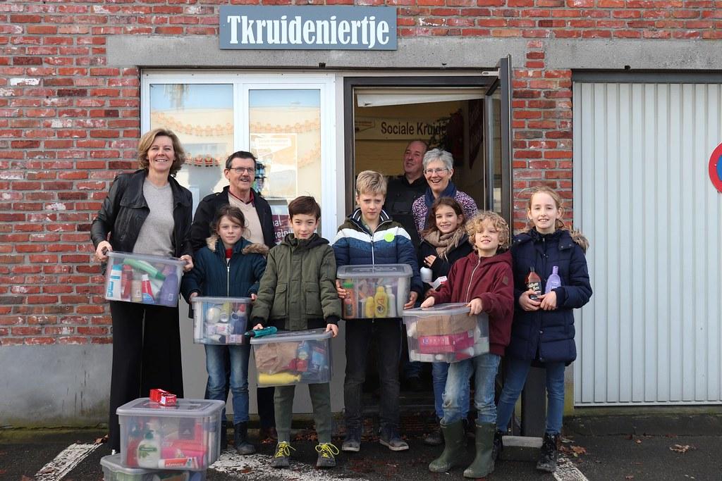 20191217_Donatie Zonnekind Tkruideniertje (3)