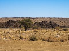 2019 Namibia.Driving towards SA and the Orange river